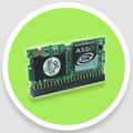 Vertical 44-pin 16gb para disco duro de escritorio remoto