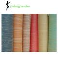 colorido folheado de bambu e folhas