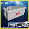 12v120ah precio de la batería de plomo ácido de la batería
