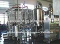 Doble- efecto de placa- tipo evaporador al vacío