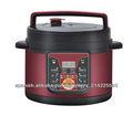 el rojo 5 litros olla de presión eléctrica