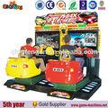carreras de coches reproductor de dos máquina arcade juego de carreras de máquinas arcade