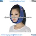 Reutilizables fría/caliente sistema de terapia envoltura de la cara
