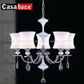 venta caliente de interior elegante cristal moderna lámpara moderna lámpara de techo