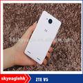 em estoque na china marca smart telefone celular zte 3g telefone móvel menos de usd 150