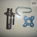 Galvanizado de acero andamios pin prop's( fábrica)