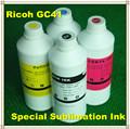 china de fábrica de tinta para ricoh sg2100 de sublimación de tinta para ricoh gc41