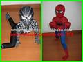 venta caliente spiderman metamorfosisel trajes de lycra adulto disfraz de spiderman