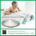 polímero super absorvente, absorvente de água, polímero absorvente de água