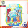 de plástico verano juguetes de agua juguete del juego de pelota de buceo