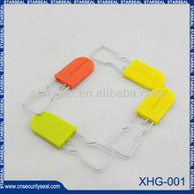 bolsines de seguridad XHG-001 etiquetas de seguridad inviolables