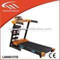 Funcionamiento de la máquina de la familia caminadora motorizada con usb, puerto mp3 hecho en china