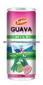 guayaba jugo de frutas en 250ml de aluminio puede