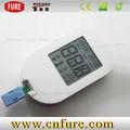 Mejorar la fda ce y certificados iso diabetes glucosa/fasting de glucosa en sangre/pequeña muestra de sangre glucómetro