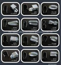 abrazaderas clip de suspensión de ropa partes