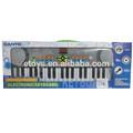 los niños piano de juguete electrónico teclado con micrófono