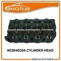 culata para mitsubishi motor 4D30 cilindro