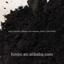 color negro de cerámica del pigmento en polvo