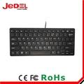 jedel del fabricante del teclado usb mini teclado
