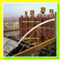 equipo minero circón concentrador de espiral de arena