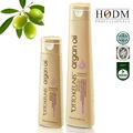 Fabricantes de champús profesionales sulfato populares champú de aceite de argán caja fuerte gratuita y cabello teñido 300ml