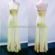 atractivo gd2271 espaguetis correa de cuentas vestidodenoche vestido