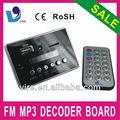 receptor de rádio fm circuito para mp3 player