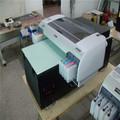 Tamaño a2 tarjetas pvc digitales impresoras y cama plana máquina de impresión de tarjetas de pvc a la venta