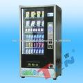 máquinas expendedoras de alimento de la pantalla táctil