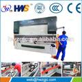 Wc67k-125t/3200 presse plieuse hydraulique de barre de torsion pour 6mm en tôle d'acier