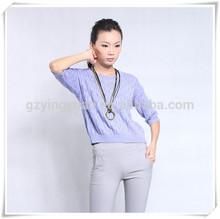 suéter de tipo de producto de los adultos y grupo de edad utilizan los suéteres de cachemira