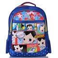 de dibujos animados lindo niños mochilas escolares para niños
