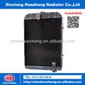 cobre e alumínio do radiador universal utb tratores