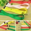 coloridos cordones de exposición con abrazadera desmontable