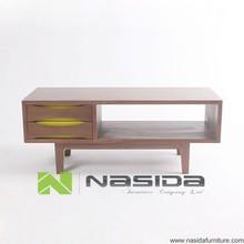 nogal nd533 fashion tv gabinete de mesa