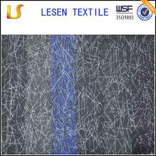 Impreso a prueba de agua nylon tafetán tejido