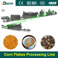 CE Approved Breakfast Cereal Corn Flakes Processing Line