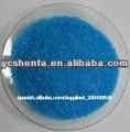 Grado de la alimentación 98% 99% sulfato de cobre pentahidratado