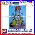 fábrica al por mayor del polyresin religiosa la india estatua de ganesh