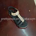 chegada nova sandálias de salto plana