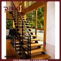 intérieur en acier poutre bois escalier escamotable