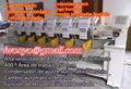 WONYO Computarizado precio de la máquina del bordado, 8 cabezales Tajima máquina de bordado para la venta