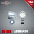 LEDs Auto para moto bici focos luces auxiliares super brillante CREE chips ojos de ángel 1 año de garantía IP68 10W 9-60V