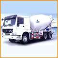 nuevo pesado de camiones de hormigón de cemento mezclador de camiones para la venta