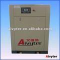 Solo- etapa correa de impulsión del motor eléctrico de tornillo compresor de aire para la industria