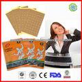 venta caliente natural de china médico baja de la espalda de la salud