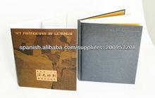 249x289 tamaño de papel de arte casebound profesional de papel de arteimagen del libro
