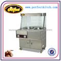 Castanha máquina de assar/castanha de caju torrador/torrador de amendoim