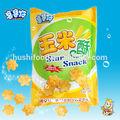 vendible 30g maíz crujiente bocadillos con cremoso dulce de maíz sabor