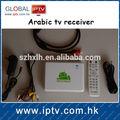 libre de alta definición árabe iptv sintonizadores tdt canales de los proveedores de iptv